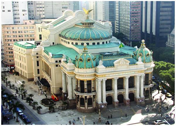 Theatro Municipal (Opera House) – Rio De Janeiro Travel