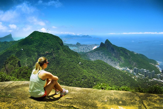 Hike to Tijuca Peak