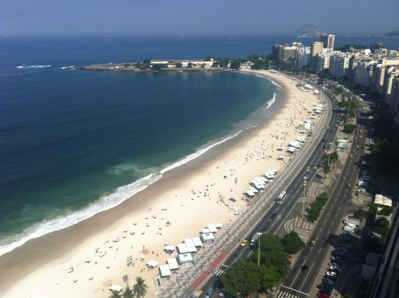 How to choose the right lodging for you in Rio de Janeiro