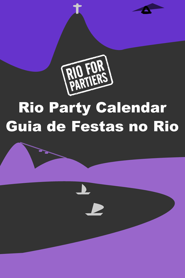 New! Rio Party Calendar app! (android only, for now)