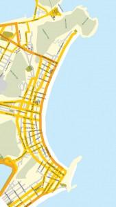 map copa OK