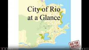 City of Rio de Janeiro at a Glance   YouTube