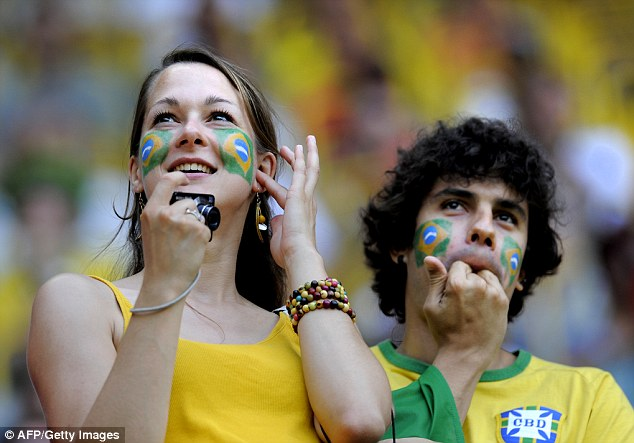 How to watch the World Cup in Rio, 2014