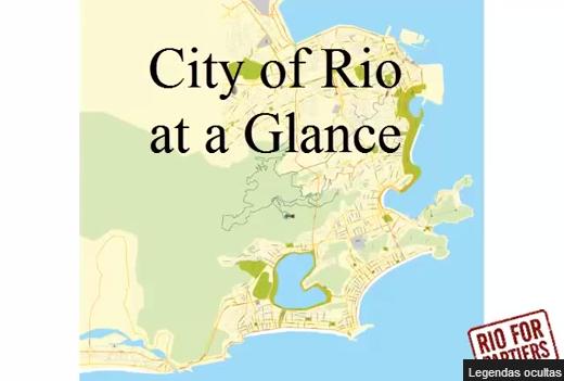City of Rio de Janeiro at a glance