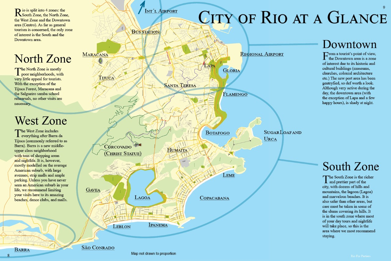Rio for partiers rio travel guide checkout some sample pages sciox Gallery